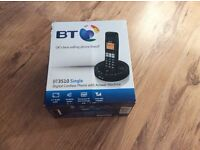 (NEW)BT3510 Single Digital cordless phone with answer machine.