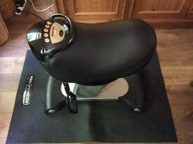 Bodi-Tek Ride electric exercise horse