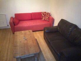 Free fabric sofa 3 seat
