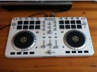 Numark Mixtrack Pro 2 Controller Mixer Deck (White Edition)