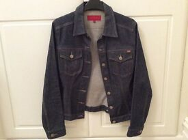 Ladies French Connection denim jacket size 10 in excellent condition