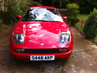 Fiat Coupe VIS 20v Just passed the MOT (on 18/9/2017)
