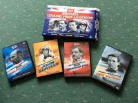 Grand Prix legends dvd box set. Nice Christmas present