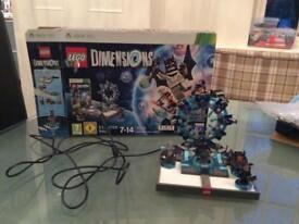 Lego Dimensions Starter Kit & Back To The Future Level Pack