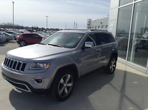 YOUR GONNA' WANT TO SEE THIS! 2015 GRAND CHEROKEE--LIMITED!!