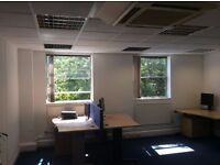 1-4 Desk Office just for £57/workstation per week in Surrey, Call on 0208 961 1415