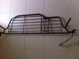 honda jazz strong steel dog car guard barrier safety mesh