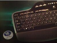 Logitech Wireless Desktop MK710 Keyboard & Mouse - NEW
