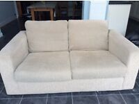 2 x NEXT sofas ( 1 is sofa bed)