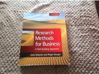 Research Methods for Business: A Skill Building Approach by Sekaran and Bougie 5th Edition
