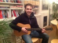 Guitar and Ukulele lessons for all levels in person and online from £20