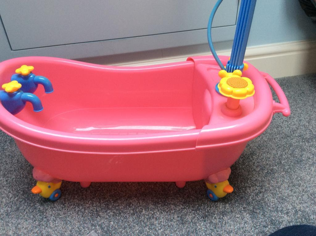 Baby Born Bath And Shower