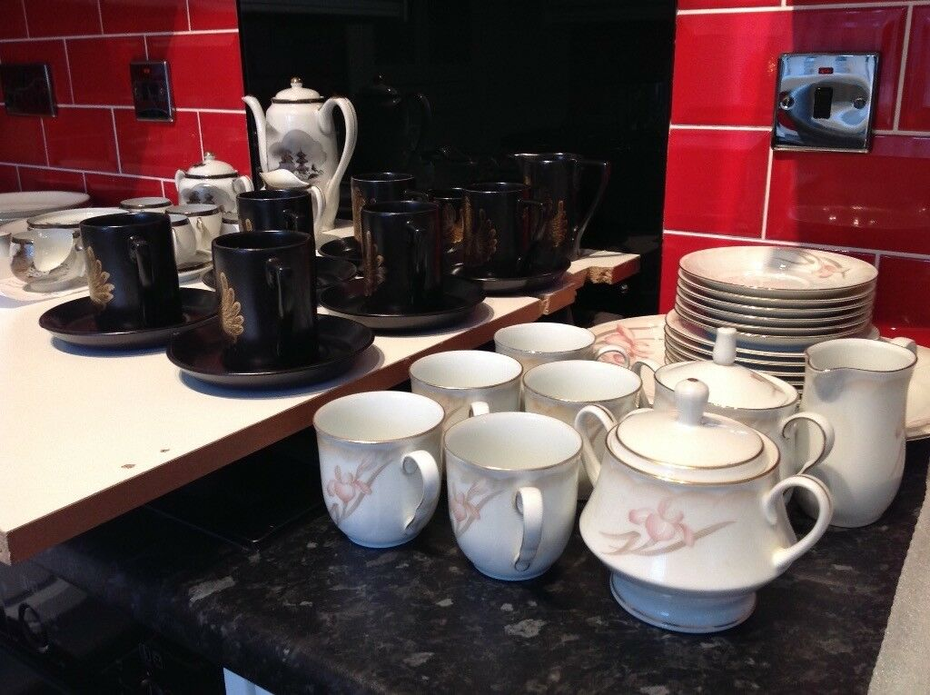 A Large Selection of Noritake China, and more