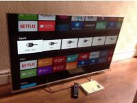 Sony 55-inch Smart 3D Android TV-KDL-55W805C,BUILT-IN Wifi,NFC,Youview,Freeview HD, Netflex, Youtube