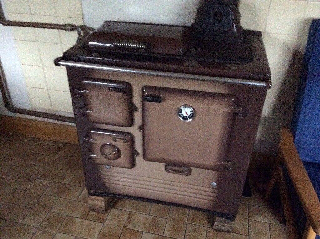 Solid fuel cooker