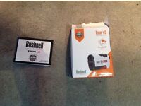 Bushnell tour v3 rangefinder in exellent condition