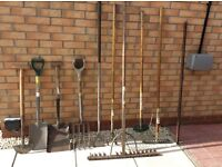 Job lot of garden tools for sale £80