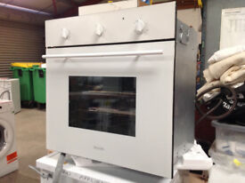 2nd Hand Baumatic LPG Built In Single Oven