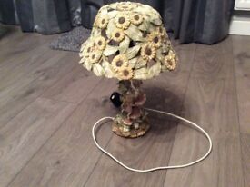 Pretty fairy design lamp