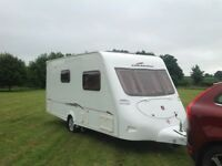Fleetwood Colchester 2005 2 Berth Caravan
