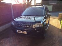 Land Rover Freelander 2. TD4 XS 2.2