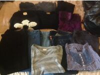 Ladies autumn bundle of clothes mostly size 16