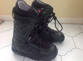 Burton snowboard boots by Shaun White limited edition size 8 1/2