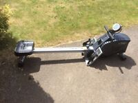 York R700 rowing machine, magnetic & Air Resistance