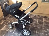 Quinny Buzz 3, Dreami carrycot, Adaptors and accessories