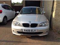 BMW 1 series spares or repairs
