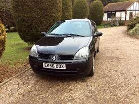 Renault Clio only 49,000 miles full service history