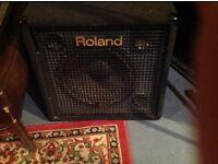 Roland KC 350 - 120 watt, 4 Channel mixing Keyboard amp