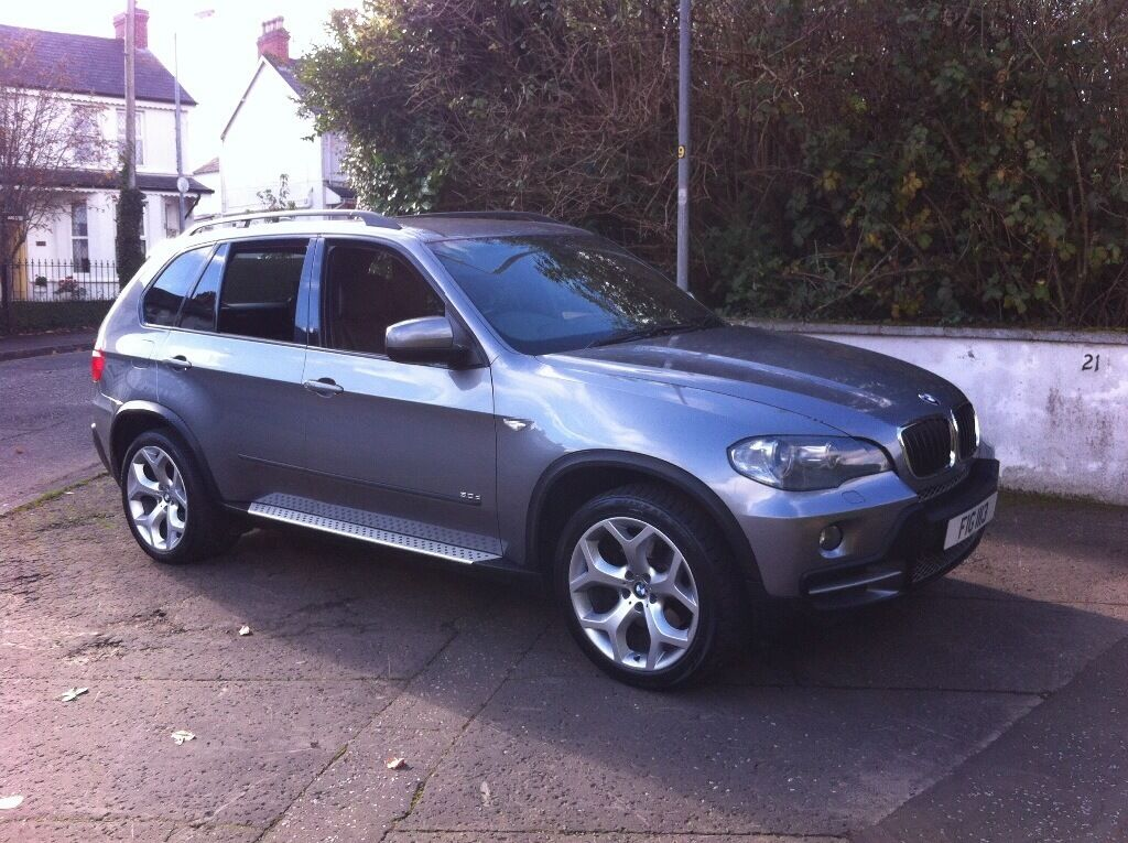 2007 BMW X5 3.0D 7 SEATER AUTO (q7, jeep, range rover) | in ...