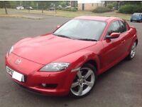 Mazda RX8 231BHP 2003 (53 reg)
