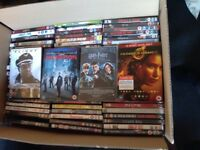 150 DVD's