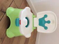 Fisher- Price DLT000 Royal Stepstool Potty