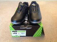 Dunlop B500 Freelock Golf Shoes UK10
