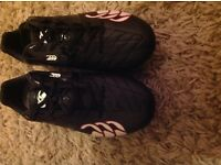 Canterbury Phoenix Club 6 Stud Rugby Boot - size 5.5 Never worn