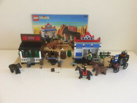 6765 LEGO Wild West Gold City Junction