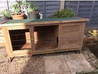Rabbit hutch - 5ft x 2ft