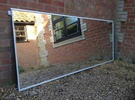 2 x 87.5 inch x 36 inch Gym Mirrors (£80 each) (Delivery Available)