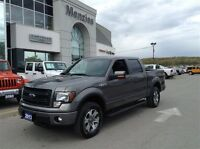 2013 Ford F-150 FX4, Crew Cab, 4x4, Hitch, Alloys, Clean Carproo