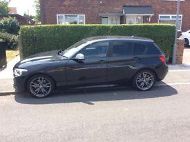 2013 Bmw m135i auto 5 door cat d absolute bargain £10950 ono golf gtd Gti r s3 s4 amg