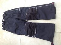Boys ski trousers age 7/8