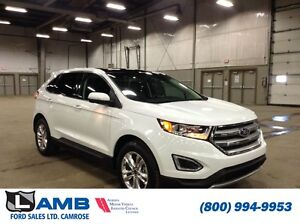 2016 Ford Edge SEL 201A AWD Moonroof Navigation Power Liftgate S