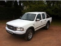 Ford Ranger 2005 Double Cab Pickup Truck