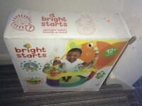 Bright start baby bouncing kids activity seat
