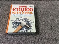 Save £10000 with a nail book