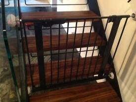 2 Lindom Stair Gates For Sale From Asda 15 For Both Pickup Only