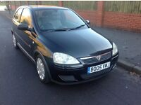 2005/05 Vauxhall corsa 1.2 sxi in superb condition